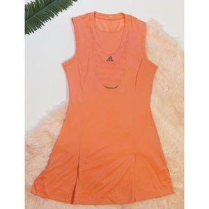 Peach Adidas Tennis Dress